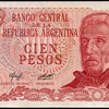 Argentina - 100 Pesos Bank Note