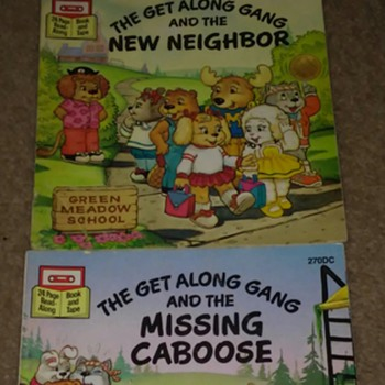 The get along gang books