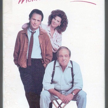 "1989 - ""Memories of Me"" - VHS Movie"