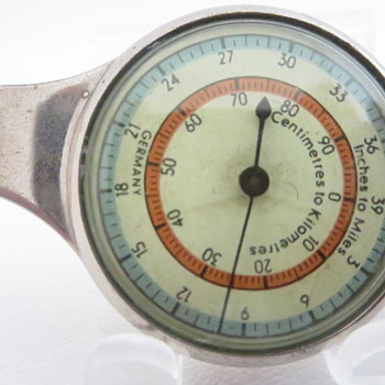 German Made Map Measure (Opsiometer)