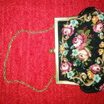 little vintage handbag - Accessories