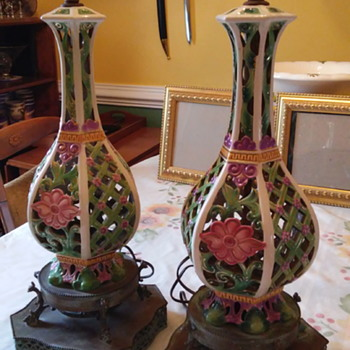 UNKNOWN LAMPS
