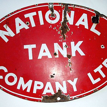 National Tank Company LTD. - Advertising
