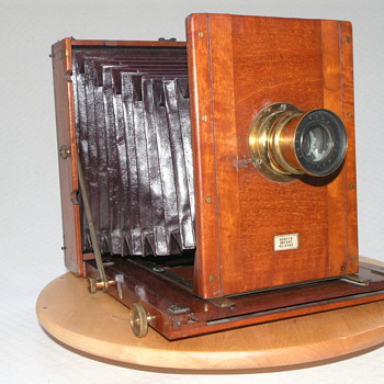 "J.L.Lane & Sons, ""Scott's Patent Camera"", 1887. - Cameras"