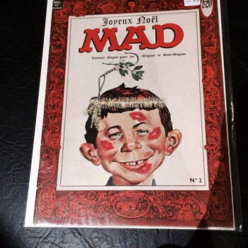 RARE OR NOT  1965  MAD MAGAZINE? - Paper