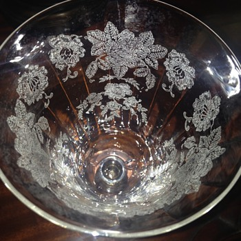 Fostoria Wine Glass - Glassware