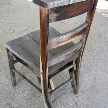 Prayer Chair  - Furniture