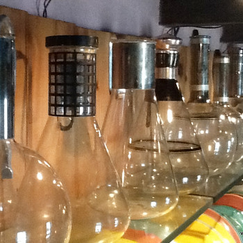 My Pyrex beaker collection - Kitchen