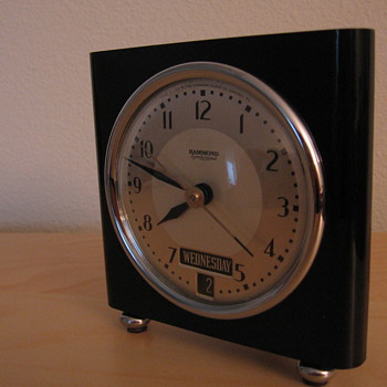 "Hammond ""Clermont"" clock"