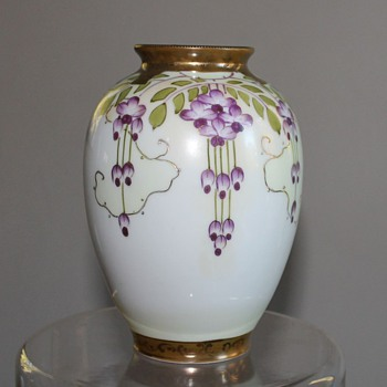 Made in Japan Vase - Probably Noritake 20s-30s