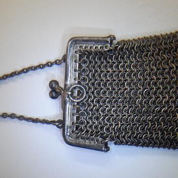Victorian coin purse