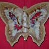 Glazed Butterfly Ashtray