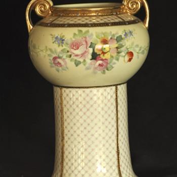 Japenese porcelain vase?