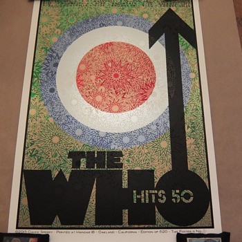 The Who Hits 50, by Chuck Sperry - Posters and Prints