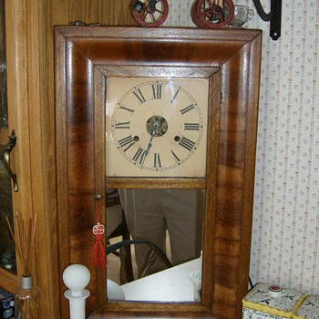 1840-1850 Ogee Clock - Clocks