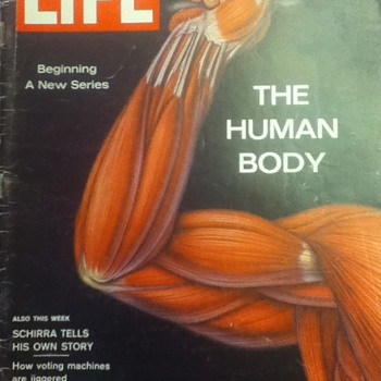 Life Magazine: The Human Body