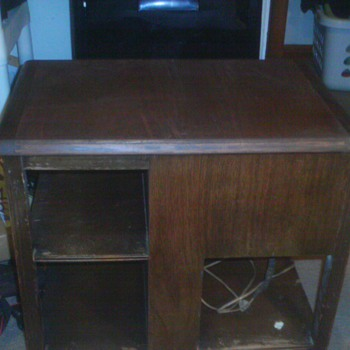 Zenith Chairside 6p447