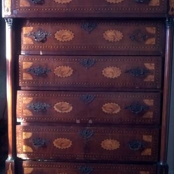 Old Killarney Dresser - Furniture