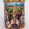 Imperial  German Reservist's stein of Grenadier Moll