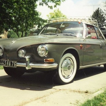 Type 34 Karmann Ghia