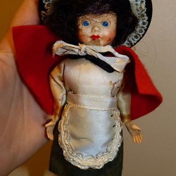 Vintage Doll - Dolls