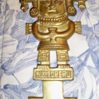 Pre-Columbian Folk Art