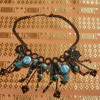 Maybe Middle Eastern Necklace