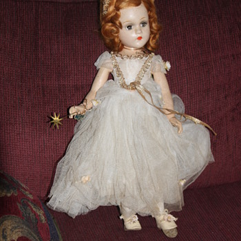 Fairy Queen- Madame Alexander - Dolls
