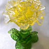 1898 EARLY LOETZ FIGURAL BLOOM VASE