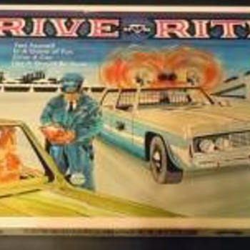 Drive Rite Board Game - Games