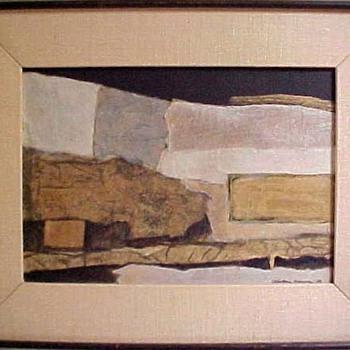 Minimalist Art - Mid Century Modern