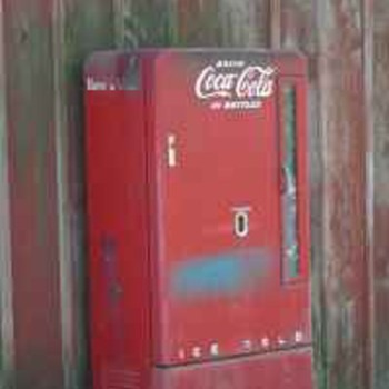 Can you tell me about Coke machine?