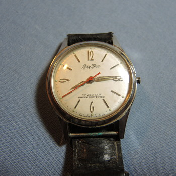 Bermann Watch Company Wristwatch Marked Jay Gee