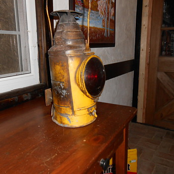 Caboose Lantern