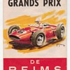 1962 Grand Prix de Reims Race Brochure