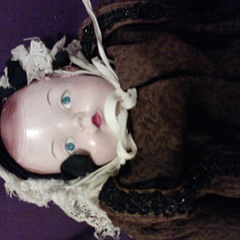 Antique Dutch Doll??? - Dolls