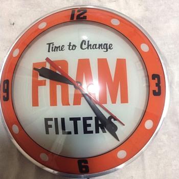 Fram clock - Clocks
