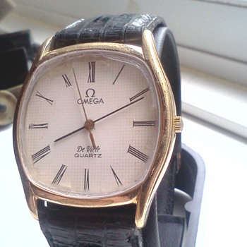 Omega Deville &quot;Le Eaux De Rose&quot;