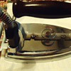 Landers, Frary, and Clark  $9.00  Iron,  Looks and Works Great!!