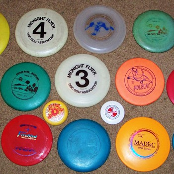 Frisbees and Flying Discs
