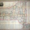 My favorite map Ny State  by Thayer Co.