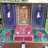 Exceptional Chas T Wilt Travel Trunk #2