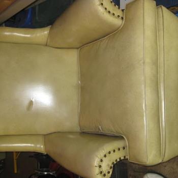 Great Grandma's Favorite Chair