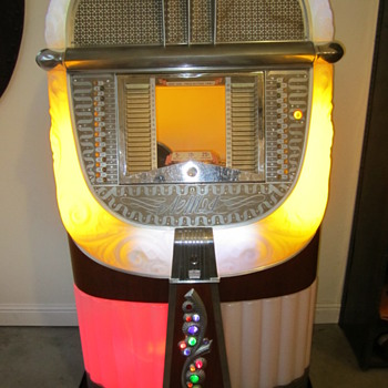 Colorful Jukebox - Any Idea Who the Maker Is? - Music