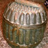Antique Tobacco / Cigar Jar clay pottery Unknown maker