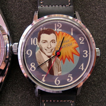 Frank Sinatra Wristwatch