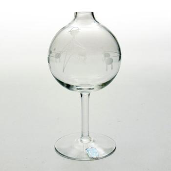 Vase, Bengt Orup (Johanfors, 1950s)