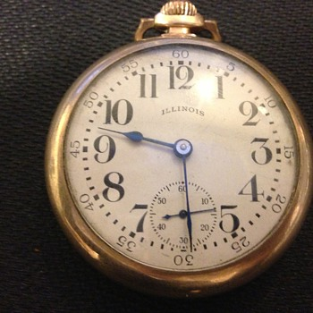 Watch passed down through my family. - Pocket Watches