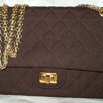 Original Chanel 2.55 from the 50-60&#039;s