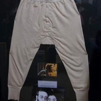 John Lennon's long john pants-1970 - Music Memorabilia